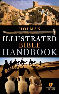 Holman Illustrated Bible Handbook Cover