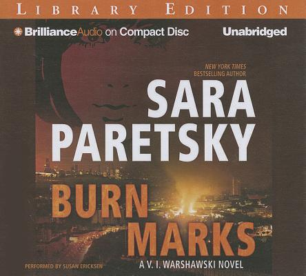 Burn Marks (V.I. Warshawski Novels) Cover Image