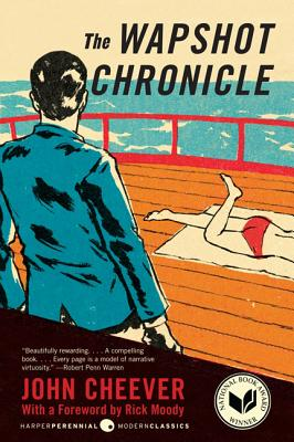 The Wapshot Chronicle Cover