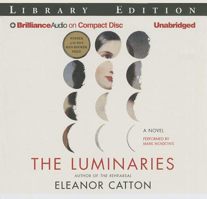 The Luminaries Cover Image