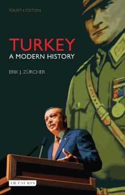 Turkey: A Modern History Cover Image