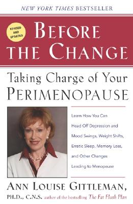 Before the Change: Taking Charge of Your Perimenopause Cover Image