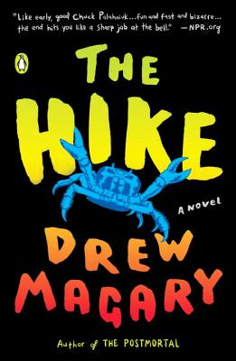 The Hike: A Novel Cover Image