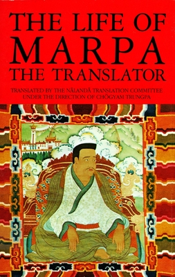 The Life of Marpa the Translator Cover