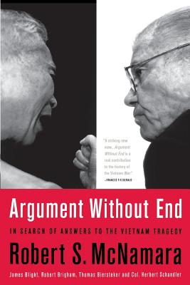 Cover for Argument Without End