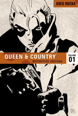 Queen & Country Vol. 1: Definitive Edition Cover Image