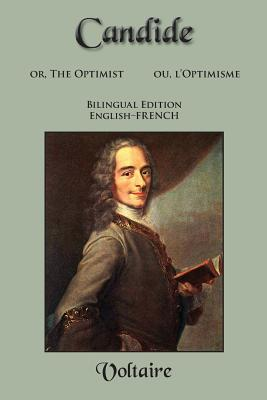 Candide: Bilingual Edition: English-French Cover Image