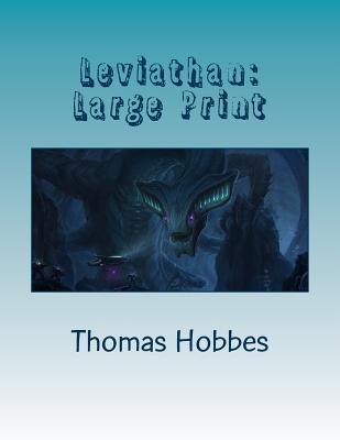 Leviathan: Large Print (Large Print / Paperback) | Penn Book