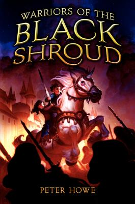 Warriors of the Black Shroud Cover