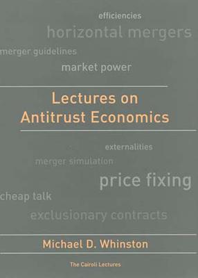 Lectures on Antitrust Economics (Cairoli Lectures) Cover Image