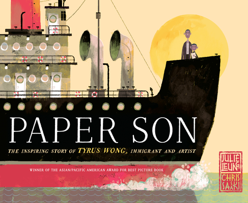 Paper Son: The Inspiring Story of Tyrus Wong, Immigrant and Artist Cover Image