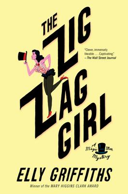 The Zig Zag Girl (Brighton Mysteries) Cover Image