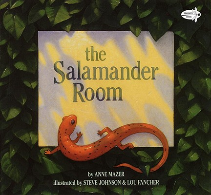 The Salamander Room Cover
