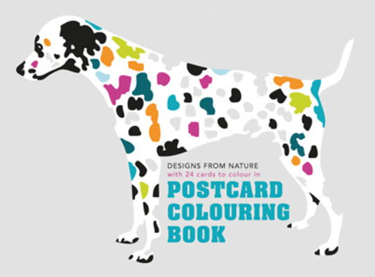 Postcard Colouring Book: Designs from Nature (Colouring Books) Cover Image