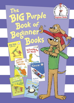 The Big Purple Book of Beginner Books Cover Image