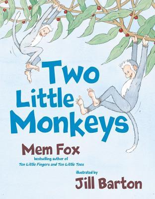Two Little Monkeys Cover