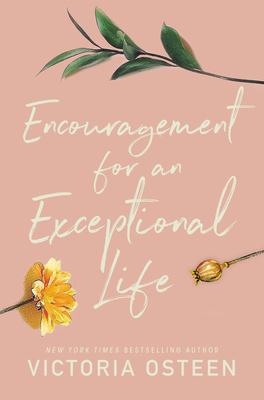 Cover for Encouragement for an Exceptional Life