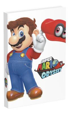 Super Mario Odyssey: Prima Collector's Edition Guide Cover Image
