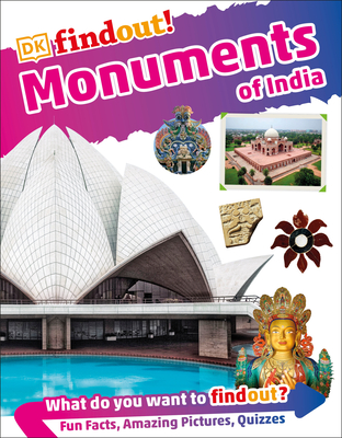 DKfindout! Monuments of India (DK findout!) Cover Image