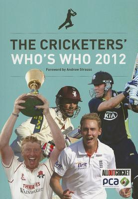 The Cricketers' Who's Who 2012 Cover Image