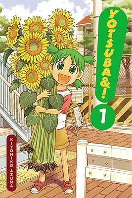 Yotsuba&!, Vol. 1 Cover Image