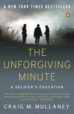 The Unforgiving Minute Cover