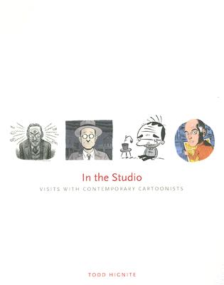 Cover for In the Studio