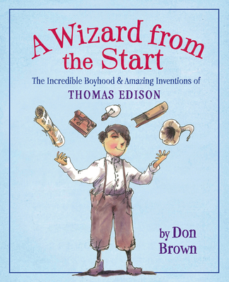 A Wizard from the Start Cover