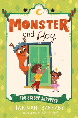 Monster and Boy: The Sister Surprise Cover Image