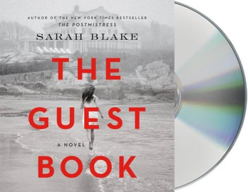 The Guest Book: A Novel Cover Image