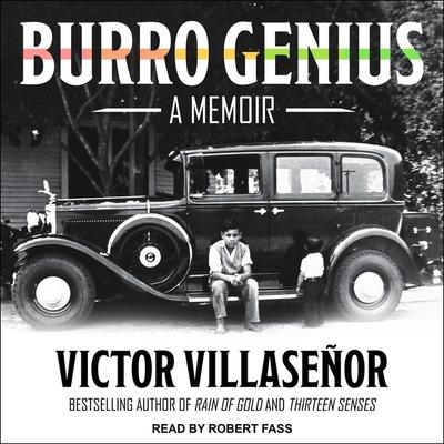 Burro Genius: A Memoir Cover Image