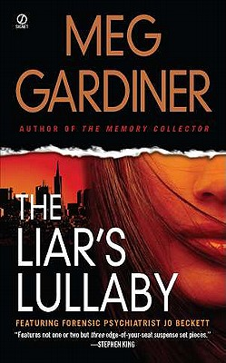The Liar's Lullaby (Jo Beckett #3) Cover Image