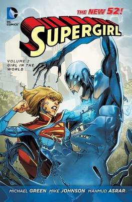 Supergirl Vol. 2 Cover