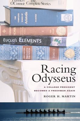 Cover for Racing Odysseus