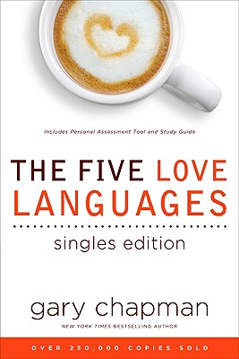 The Five Love Languages Singles Edition Cover Image