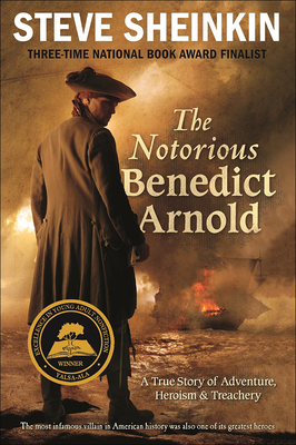 Cover for The Notorious Benedict Arnold