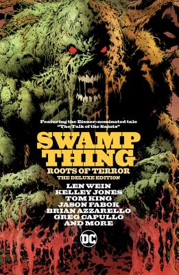 Swamp Thing: Roots of Terror Cover Image