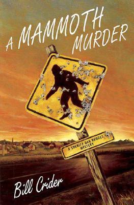 A Mammoth Murder Cover