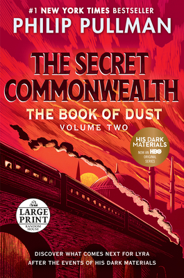 The Book of Dust: The Secret Commonwealth (Book of Dust, Volume 2) Cover Image