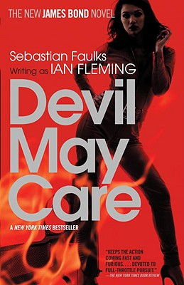 Devil May Care Cover Image