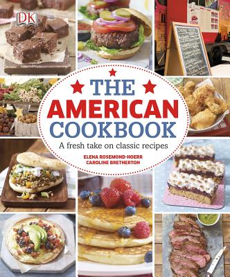 The American Cookbook Cover