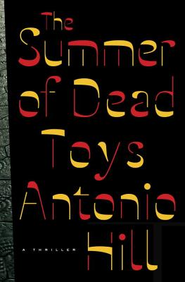 The Summer of Dead Toys Cover
