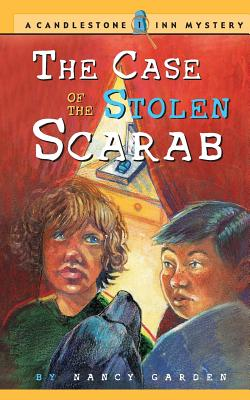 The Case of the Stolen Scarab Cover Image
