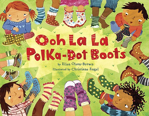 Ooh La La Polka-Dot Boots Cover