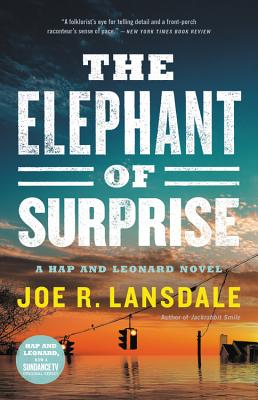 The Elephant of Surprise (Hap and Leonard) Cover Image