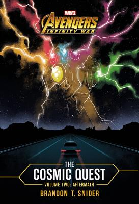 MARVEL's Avengers: Infinity War: The Cosmic Quest Volume Two: Aftermath Cover Image