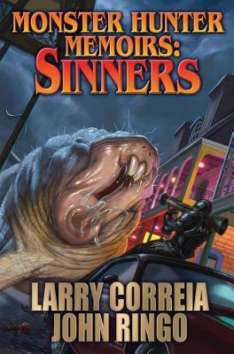 Monster Hunter Memoirs: Sinners (Monster Hunter Memoirs   #2) Cover Image