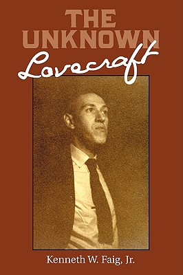 The Unknown Lovecraft Cover