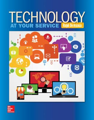 Technology: At Your Service Cover Image
