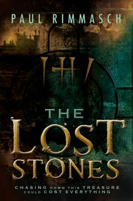 Cover for Lost Stones